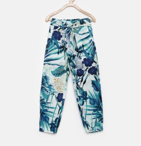 Printed Trousers 2