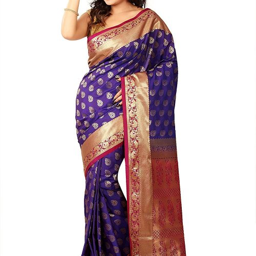 Salem pattu Saree