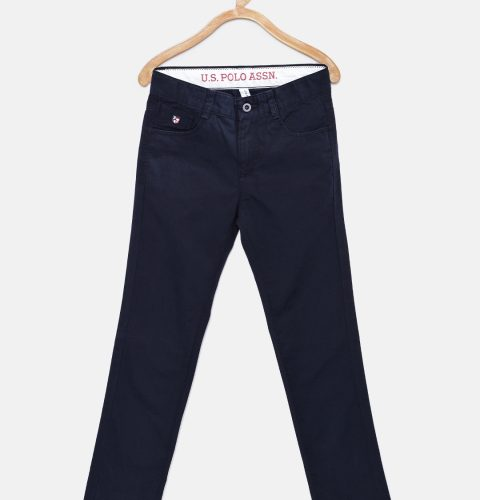Slim-Fit-Trousers