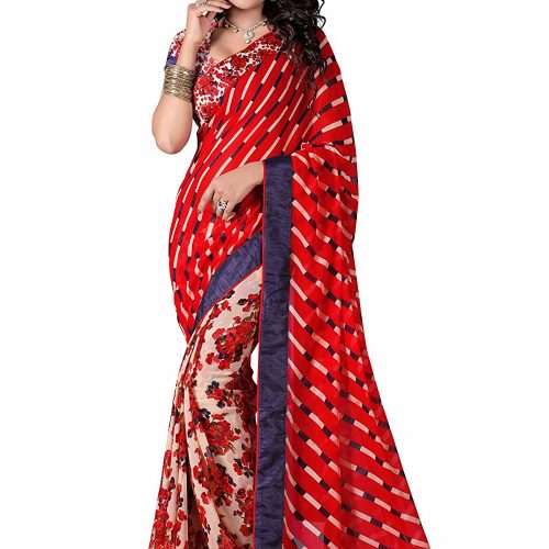 Waitless-Floral-Printed-Sarees1