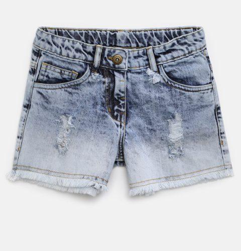 Washed Regular Shorts